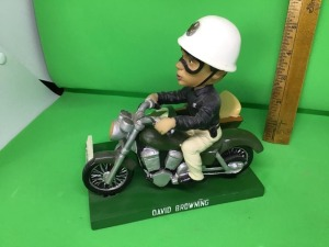 David Browning Mayberry Deputy bobblehead