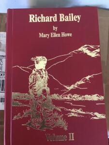 Richard Bailey by Mary Howe.  New in box.  Volume