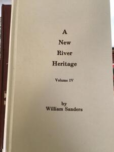A new river heritage by William Sanders