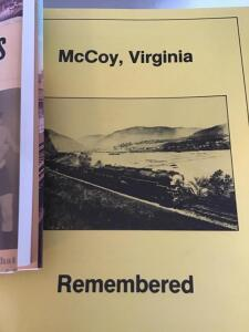 The real McCoy. McCoy Virginia remembered